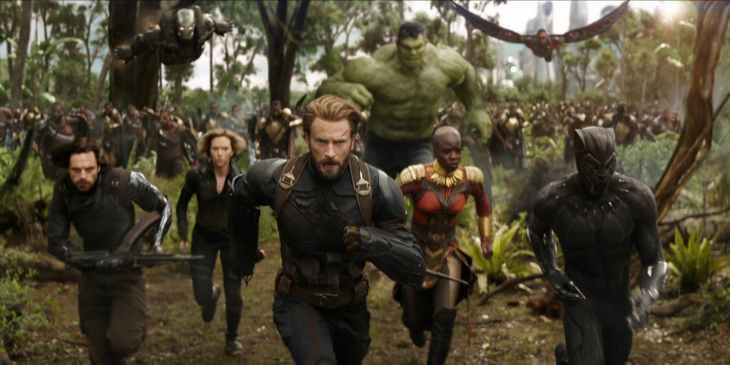 #Avengers Infinity War