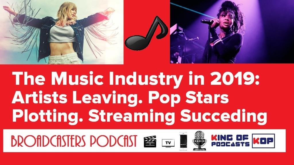 music industry 2019