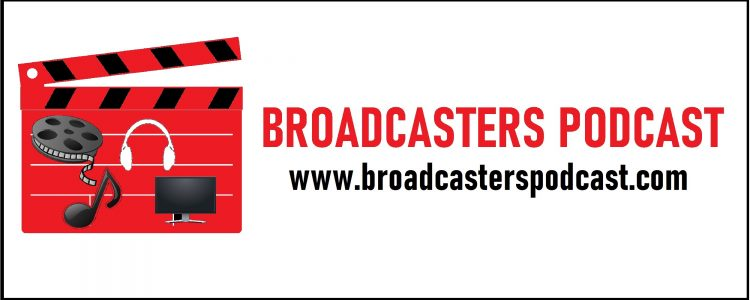 The Broadcasters Podcast- Digital Media Watchdog of Movies, Music, Radio and Podcasting | by King of Podcasts