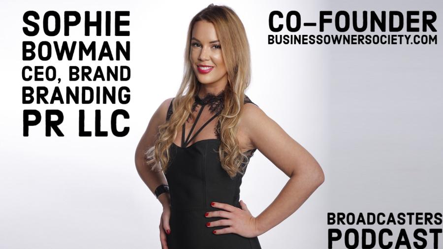 Sophie Bowman